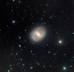 M91 Spiral Galaxy in Coma Berenices 2018-06-03 SSRO