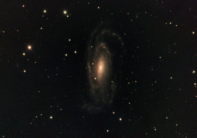 NGC5033 Spiral Galaxy in Canes Venatici_2016-04-15