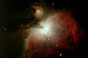 M42 Great Nebula in Orion_2014-12-15
