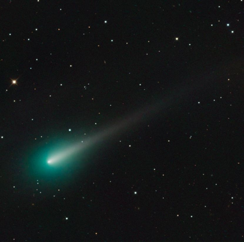 Comet ISON_2013-11-08 from Mt Lemmon