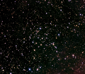 NGC 6997 Open Star Cluster in Cygnus_2018-08-29