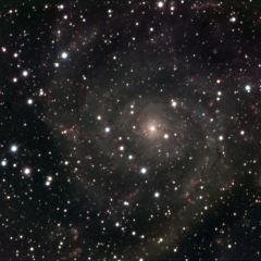 IC342 Spiral Galaxy in Camelopardalis_2015-10-16