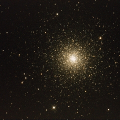 M3 Globular Cluster in Canes Venatici from NJ 2020-04-18