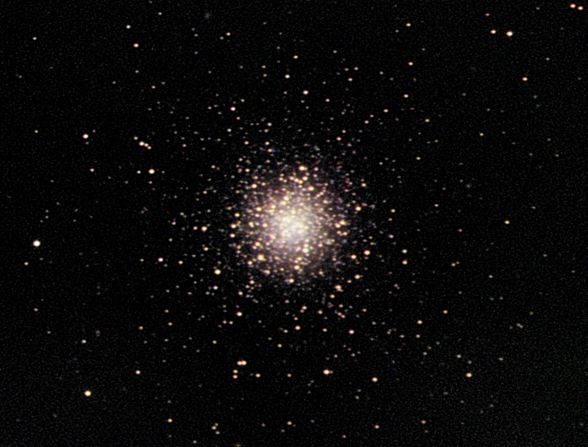 M53 Globular Cluster in Coma Berenices_2015-04-13